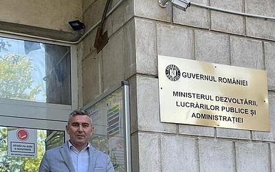 Orașul Murfatlar va avea 26 de străzi asfaltate cu finanțare de la Ministerului Dezvoltării, Lucrărilor Publice și Administrației