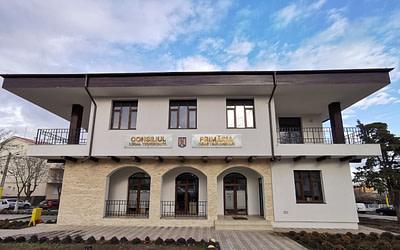 Primarul Iulian Soceanu anunță ce lucrări se derulează în orașul Techirghiol